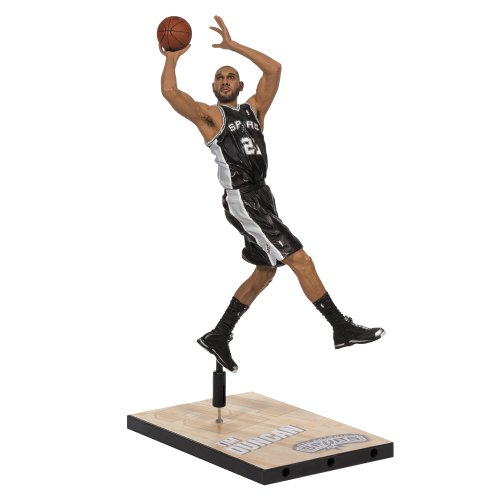 McFARLANE NBA SERIES 24 TIM DUNCAN SAN ANTONIO SPURS ACTION FIGURE