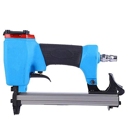 Pneumatischer Tacker, 4-8 MPa 10-30 mm 1013J Pneumatischer Nagler Pneumatischer Nagler Tacker Luftbetriebener Tacker Nagelwerkzeug für die Herstellung von Holzmöbeln