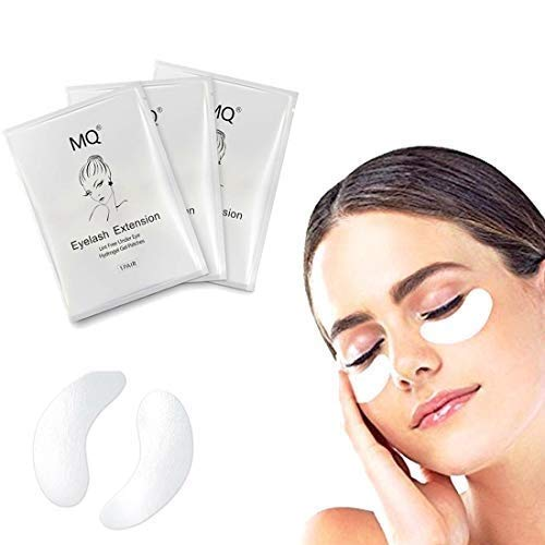 MQ Cool Comfy Under Eye Eyelash Extension Pads