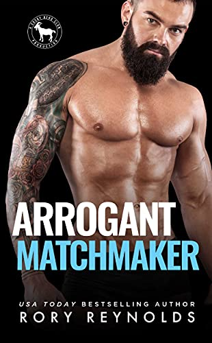Arrogant Matchmaker: A Hero Club Novel by [Rory Reynolds, Hero Club]