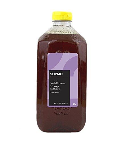 Amazon Brand - Solimo Wildflower Honey