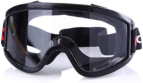 Potective bril, ventilatie beschermende bril, anti-condens en de impact glazen, stofdicht en bril zand-proof, laboratorium spatwaterdicht veiligheidsbril