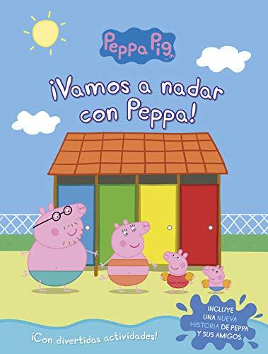 ¡Vamos a nadar con Peppa! (Peppa Pig. Actividades)