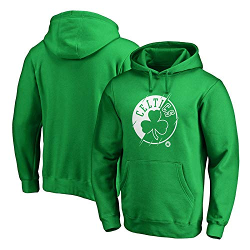 VBSD Celtics# Basketball Hoodie 2021 New Men's Hooded Pullover Sweatshirt, Playing Training Clothes Jersey Basketball Sports Hooded Sweater and Pants Celtics 2-XXXL