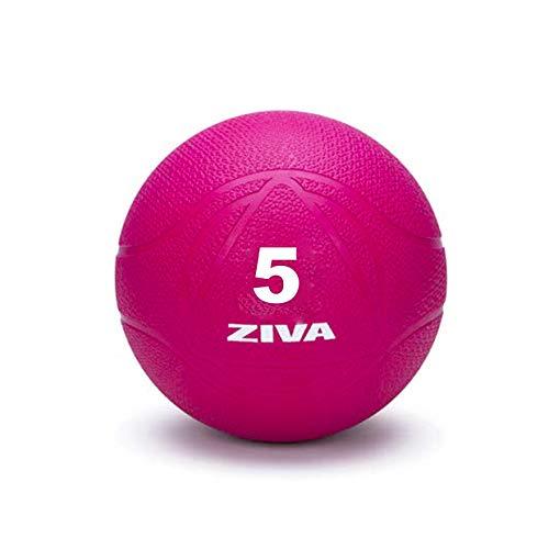 ZIVA Chic Balon Medicinal, Adultos Unisex, Rosa, 5 Kg