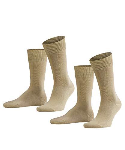 FALKE Herren Socken Swing - Doppelpack sand (21) 39-42