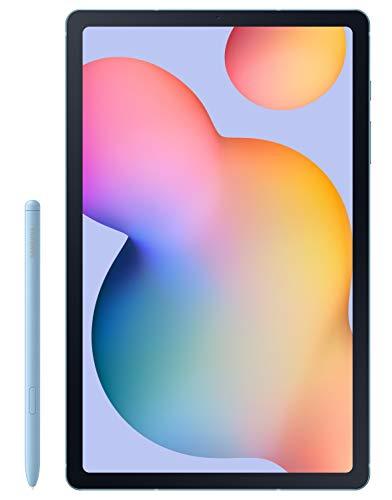 Samsung GalaxyTabS6Lite,Tablet inklusive S Pen, 64 GB interner Speicher, 4 GB RAM, Android, WiFi, Angora blue