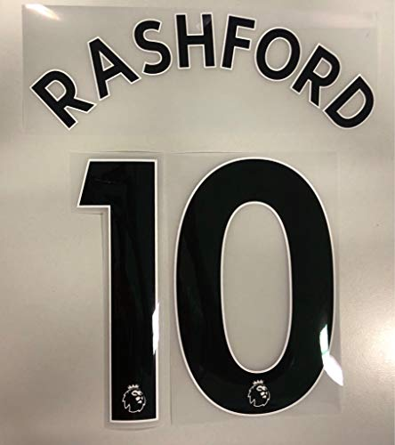 flock Original Trikot Premier League 23cm - RASHFORD 10