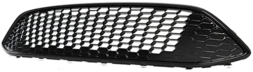 Coche Rejillas frontales radiador para Focus Mk3 St Line 2015 2016 2017, luz niebla parachoques inferior salida aire rejillas Accesorios.