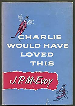 Hardcover Charlie Would Have Loved This Book