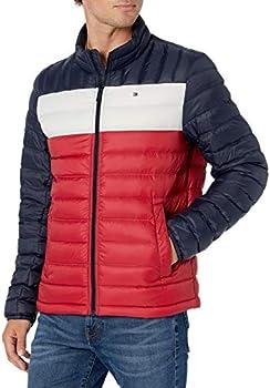 Tommy Hilfiger Men's Packable Down Puffer Jacket