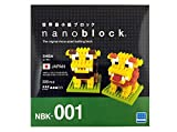 nanoblock ナノブロック SHISA シーサー 220PCS ブロック DIYおもちゃ 教育玩具 マイクロサイズ 親子ゲームキット 小粒ビルディングブロック NBK-001