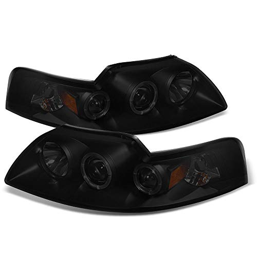 03 mustang halo headlights - 8