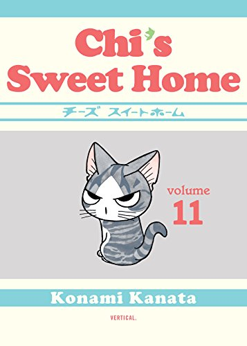 Chi's Sweet Home Vol. 11 (English Edition)