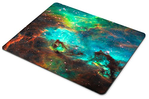 Smooffly Mouse Pad Galaxy Customized Rectangle Non-Slip Rubber Mousepad Gaming Mouse Pad Photo #4
