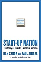 Start-Up Nation: The Story of Israel's Economic Miracle [START-UP NATION] [Hardcover]