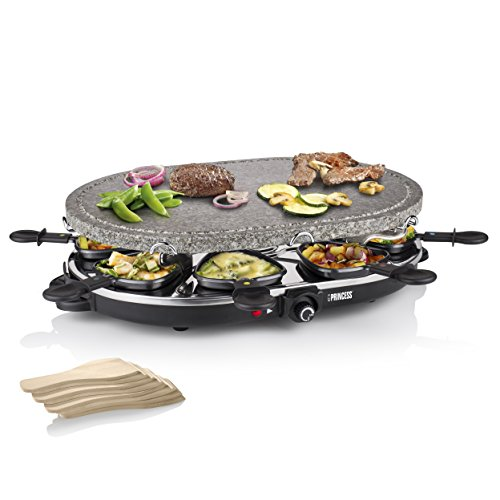 Raclette Princess 162720 8 perso...
