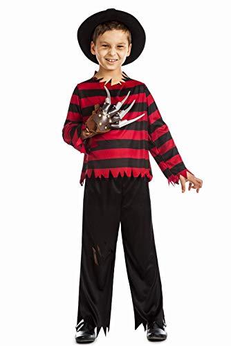 Disfraz Freddy Nio Talla 5-6 Años Tamaño Infantil