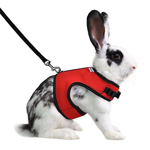 Niteangel Adjustable Soft Rabbits Harness
