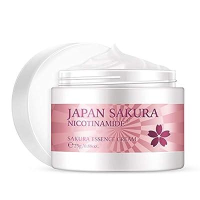 Sakura Essence Cream Hyaluronic Acid Anti-Aging Winkles Serum Moisturizer Skin Care Anti Wrinkle Moisturizing Facial Cream Hydrating Nourishing Firming from Colorfullavie
