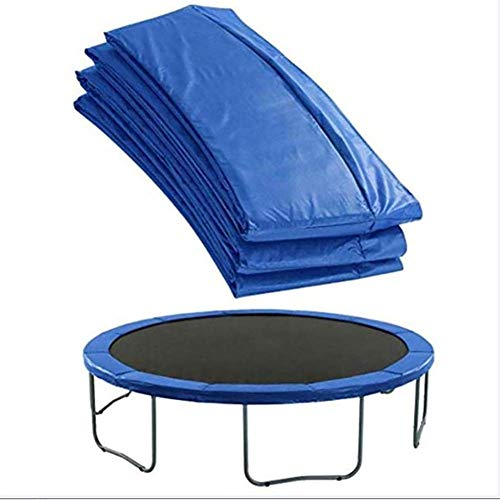 WMWJDQ Nti-ultraviolet PVC top | safety guard spring pad, advanced replacement trampoline surround pad,16FT