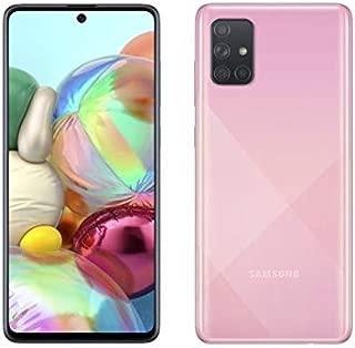 Samsung Galaxy A51 SM-A515FZIWTUR Akıllı Telefon, 128GB (Çift SIM), Prizma Pembe (Samsung Türkiye Garantili)