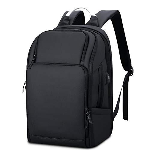 F-XDD Laptop-Rucksack, Can Put 15,6-Zoll-Laptop-Tasche, Handy, Spiegelreflexkamera, Mit USB-Ladeanschluss, Großräumige Business Travel Rucksack