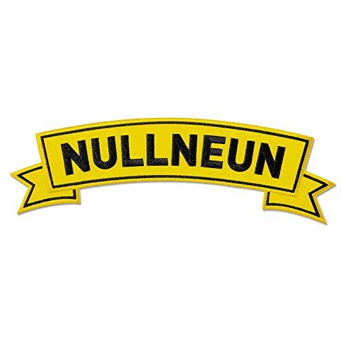 Borussia Dortmund BVB-Aufnäher Nullneun one size