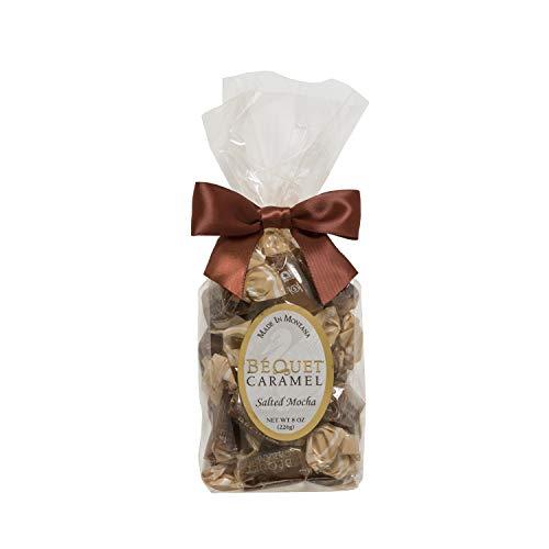 Béquet Caramel Salted Mocha 8oz Gift Bag