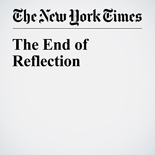 The End of Reflection audiobook cover art