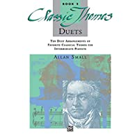 Alfred 00-11728 Classic Theme Duets- Book 2 - Music Book