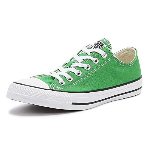 Converse Chuck Taylor All Star Damen Bold Kiwi Grün Ox Sneakers-UK 3 / EU 35