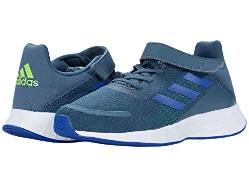 adidas unisex-child Duramo Sl,Blue/Royal Blue/Green,11 Little Kid
