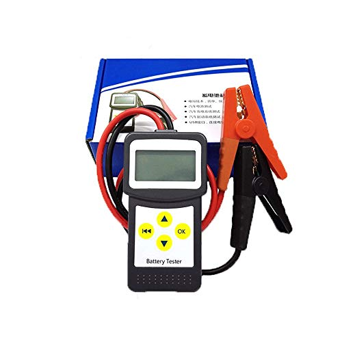 TERMALY Digitale autoaccutester voor het testen van de binnenweerstand van de accu. A
