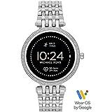 Michael Kors Connected Smartwatch Gen 5E Darci para Mujer con tecnología Wear OS de Google,...