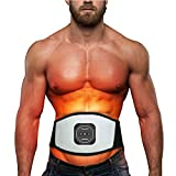 Rechargeable Slimming Belt, Toning Belt for Slender Toned, Weight Loss Machine for Women