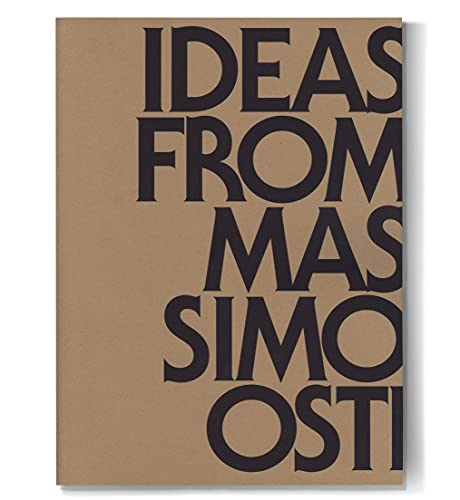 Ideas from Massimo Osti. Ediz. italiana e inglese