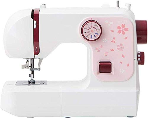 Lowest Prices! Portable Sewing Machine,Electric sewing machine, thick-edged system will thread the e...