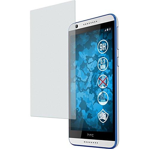 PhoneNatic 1 x Glas-Folie matt kompatibel mit HTC Desire 820 - Panzerglas für Desire 820