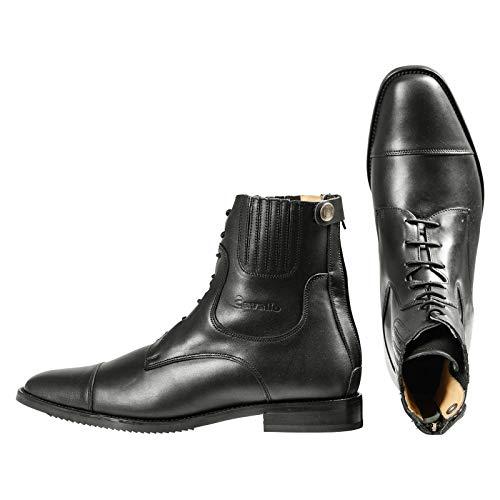 Cavallo Stiefeletten Paddock Special NEU mit Schnürung, Schuhgröße:8.5