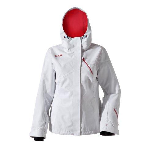 PYUA Damen Jacke Mirror, Bright White, 42, 500019-004