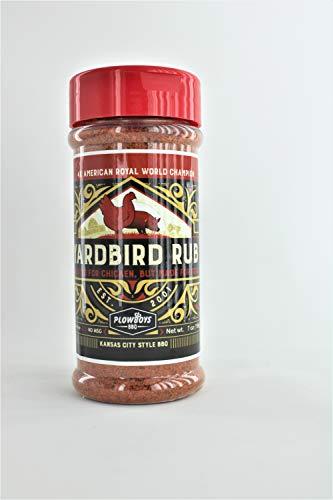Plowboys Yardbird BBQ Rub 7 Ounce