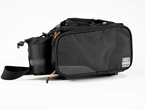 Northwind Gepäckträgertasche Smartbag Touring i-Rack 2 System schwarz orange