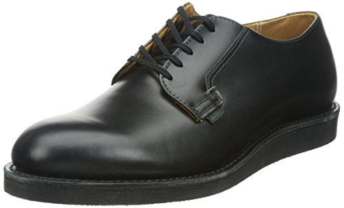 Red Wing Heritage Men's Postman Oxford,Black Chaparral,10 D US