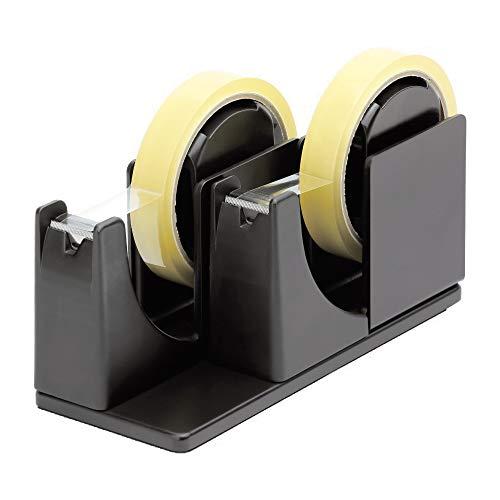 ソニック テープカッター グライン プロ 2連タイプ ブラック TC-3315-D