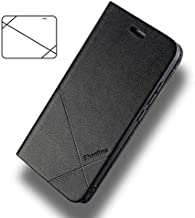 Flip Cases - For Oukitel C17 Pro C17 Leather Case For Oukitel K12 Cover For Oukitel K9 Case For Oukitel K13 Pro Phone Case Oukitel C15 Pro (Black Oukitel K10000 Pro)