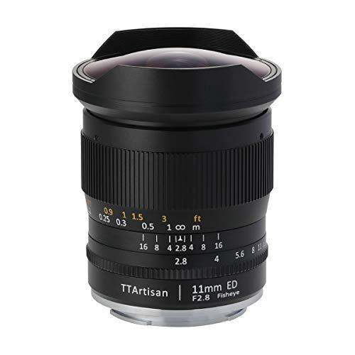 国内正規品銘匠光学 TTArtisan 11mm f/2.8 Fisheye ED (キヤノンRF) 「2年保証付」
