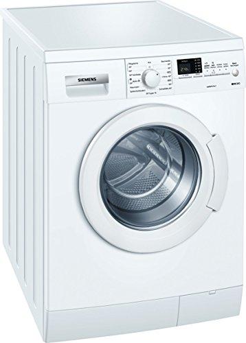Siemens iQ300 WM14E327 Lavadora FL/A+++ / 152 kWh/año / 1400 rpm / 6 kg / 10372 L/año/Manguera AquaStop.