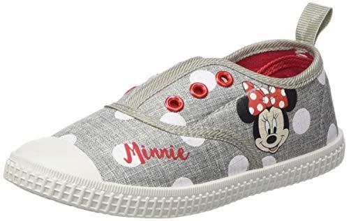 Minnie Mouse Unisex-Kinder S0710878 Sneaker, Grau, 29 EU