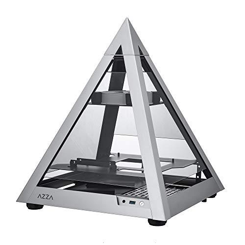 AZZA CSAZ-806 Pyramid Mini Caja de Torre Media